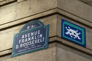 Avenue Franklin Roosevelt